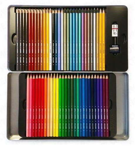 Nueva York Productos nuevo estilo de 2019 Estuche 60 lápices de colores