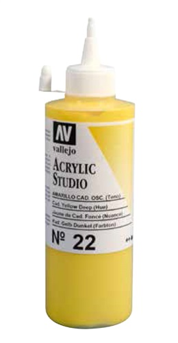 Acrílicos Vallejo Studio 200ml