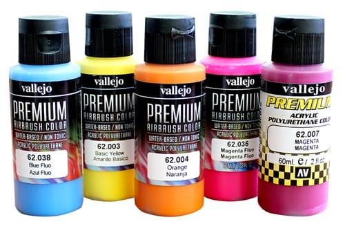 Pintura acr lica poliuretano para modelismo y maquetas for Pintura de poliuretano