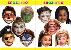 Pintura facial Snazaroo 18ml